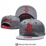 Casquette Houston Rockets 9FIFTY Snapback Gris