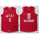Maillot de Westbrook West All Star NBA 2016
