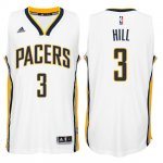 Maillot Pacers Hill 3 Blanc