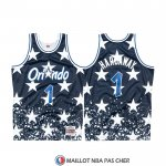 Maillot Orlando Magic Penny Hardaway Mitchell & Ness Throwback Bleu