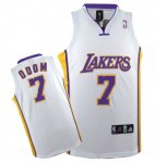 Maillot Blanc Odom Los Angeles Lakers Revolution 30