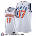 Maillot New York Knicks Iggy Brazdeikis Statement 2019-20 Blanc