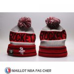 Bonnet Houston Rockets Rouge Gris