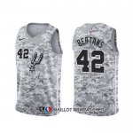Maillot San Antonio Spurs Davis Bertans Earned Camuflaje