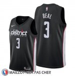 Maillot Washington Wizards Bradley Beal Ville Edition Noir