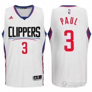 Maillot Los Angeles Clippers Paul #3 Blanc