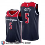 Maillot Washington Wizards Bobby Portis Statement Bleu