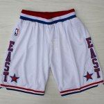 Short Blanc All Star 2003 NBA