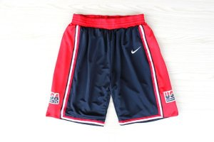 Short Bleu USA 1992 NBA