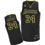 Maillot Alimentation Mode Lakers Bryant 24 Noir