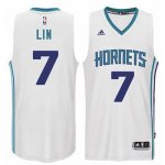 Maillot Hornets Lin 7 Blanc
