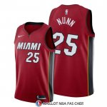 Maillot Miami Heat Kendrick Nunn Statement Rouge