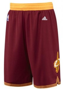 Short Cleveland Cavaliers Rouge