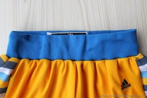 Short Jaune Denver Nuggets NBA