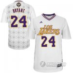 Maillot Bryant Noches Enebea #24 Blanc