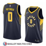 Maillot Indiana Pacers Alex Poythress No 0 Icon 2018 Bleu