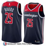 Maillot Washington Wizards Austin Rivers Statement 2018 Noir