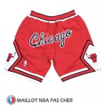 Short Chicago Bulls Just Don Rouge2
