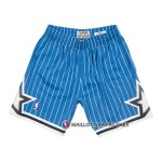 Short Orlando Magic Mitchell & Ness Bleu