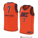 Maillot Oklahoma City Thunder Timothe Luwawu-cabarrot Earned 2018-19 Orange