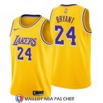 Maillot Lakers Kobe Bryant 24 Icon 2018-19 Jaune