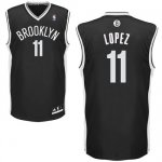 Maillot Noir Lopez Brooklyn Nets Revolution 30