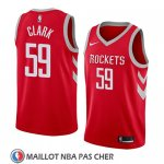 Maillot Houston Rockets Gary Clark Icon 2018 Rouge