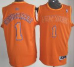 Maillot Stoudemire New York Knicks #1 Orange