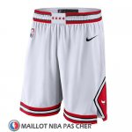 Short Chicago Bulls Association 2018 Blanc