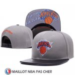 Casquette New York Knicks Gris