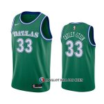 Maillot Dallas Mavericks Willie Cauley-Stein Hardwood Classics 2020-21 Vert
