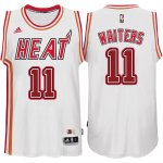 Maillot Retro Heat Waiters 11 Blanc