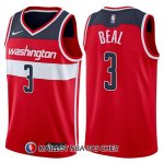 Maillot Washington Wizards Bradley Beal Icon 2017-18 3 Rouge