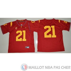 Maillot NCAA Adoree Jackson Rouge