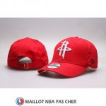 Casquette Houston Rockets 9TWENTY Adjustable Rouge