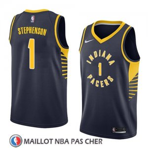 Maillot Indiana Pacers Lance Stephenson No 1 Icon 2018 Bleu