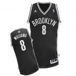 Maillot Noir Williams Brooklyn Nets Revolution 30