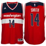 Maillot Wizards Smith 14 Rouge