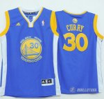 Maillot Enfant Curry Golden State Warriors Bleue
