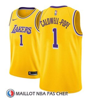 Maillot Los Angeles Lakers Kentavious Caldwell-pope Icon 2018-19 Or