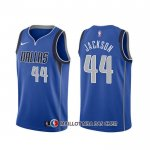Maillot Dallas Mavericks Justin Jackson Icon Bleu