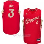 Maillot Los Angeles Clippers Paul Noël #3 Rouge