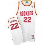 Maillot Houston Rockets Drexler #22 Blanc