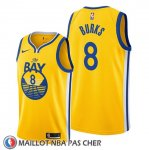 Maillot Golden State Warriors Alec Burks Statement The Bay Or