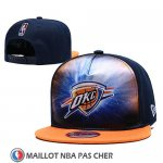 Casquette Oklahoma City Thunder 9FIFTY Snapback Bleu Orange