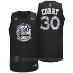 Maillot NBA Curry Golden State Warriors Noir