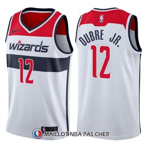 Maillot Washington Wizards Kelly Oubre Jr. Association 12 2017-18 Blanc