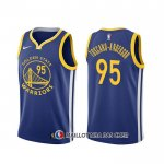 Maillot Golden State Warriors Juan Toscano-anderson Icon Bleu