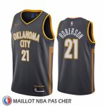 Maillot Oklahoma City Thunder Andre Roberson Ville Noir