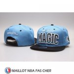 Casquette Orlando Magic Snapback Bleu